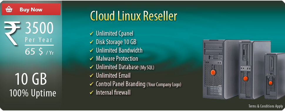 Cloud Linux Reseller